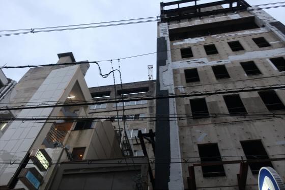 大阪ミナミ 宗右衛門町12