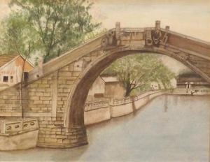 「橋(蘇州)」②