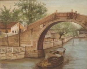 「運河(蘇州)」①