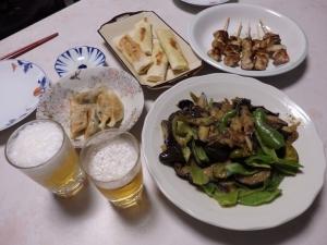 18日夕食