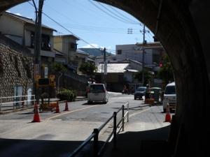 トンネル東側1