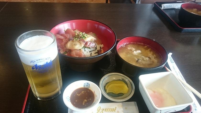 2017.7.15 ズケ丼