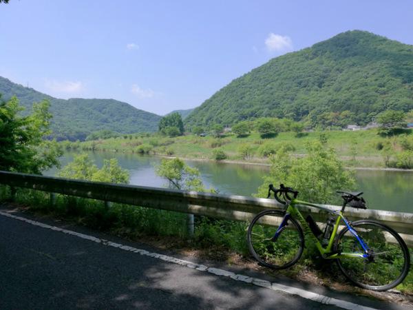 ロードバイク 17.5.14