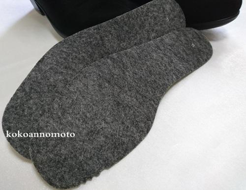 AKAISHIさんの2Way仕様のオールウェザーブーツ
