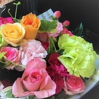 お見舞い花 (3)