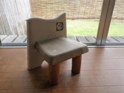 小さい飾り椅子2