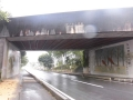 z22常磐線・跨道橋