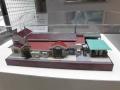 z13震災前・富岡駅模型