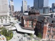 J02東京駅・東京中央郵便局より