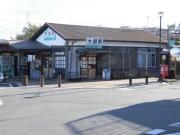 J41上毛電鉄・大胡駅