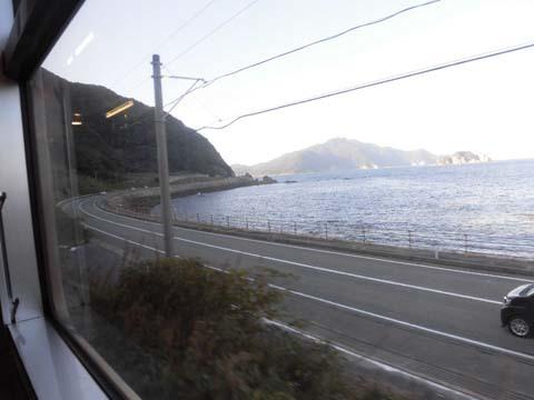 51山陰本線からの車窓