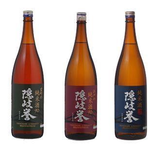 壱岐酒造 3種写真