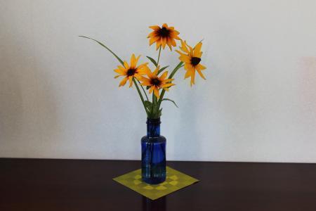 花瓶敷き①