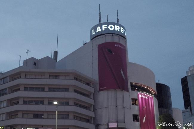 原宿のラフォーレのスナップ写真