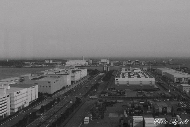 テレコムセンター展望台
