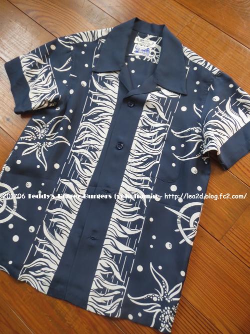 201705 日本でアロハシャツを買う
