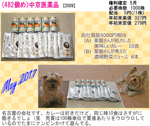 (482)中京医薬品