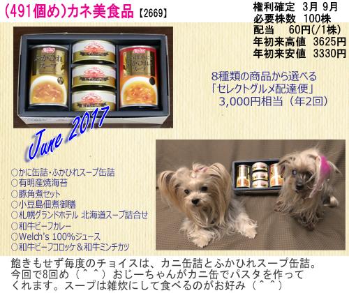 (491)カネ美食品