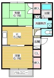 ロイヤルメゾン竹田103