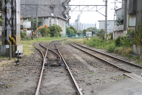 三井埠頭線