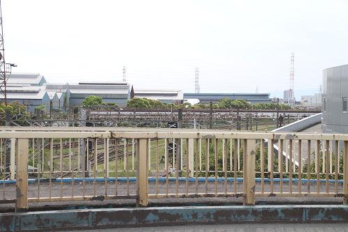 浅野セメント専用線跡2