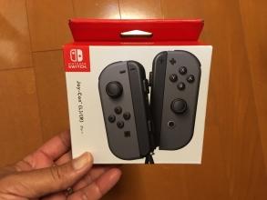 Nintendo Switch専用Joy-Con(コントローラー)さえも品薄状態!!マリオカート8 デラックス発売の影響と推定。。