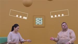 カウントボール 「HD振動」によって、まるでJoy-Conの中にボールが入っているかのような感覚に
