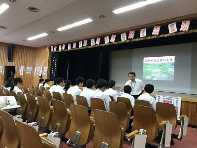 花咲徳栄見学02