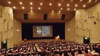 浦高教育活動説明会