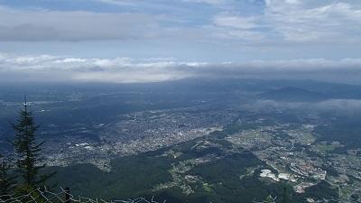 武甲山眺望