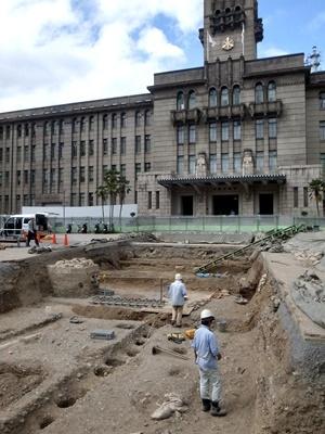 京都市庁舎発掘1708