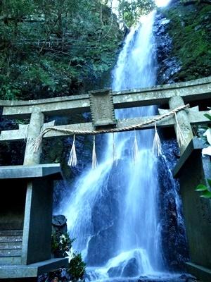 愛宕山空也滝1708