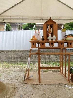 satoukou地鎮祭祭壇1708