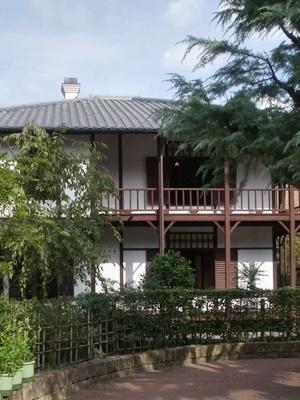 新島襄旧邸1709