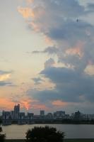 BL170719梅雨明け夕空5IMG_3681