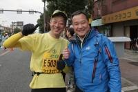BL171126大阪マラソン当日1IMG_8490