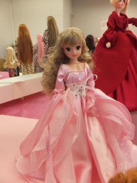 ショコラ ピンクドレス