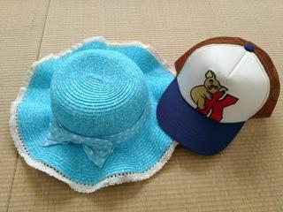 ブログ2 0626帽子 (2)