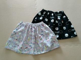 ブログ2 0710スカート