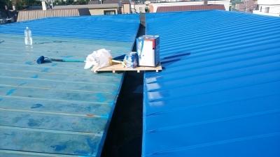 縮 屋 根
