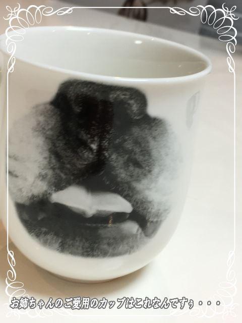 愛用のカップ