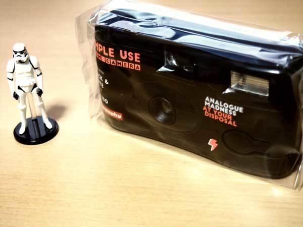 ロモシンプルユースフィルムカメラ2