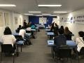 Korean ST first day 2017 JUL アロマスクール マッサージスクール オーストラリア