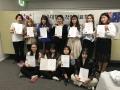 Korean Grad 2017 1 アロマスクール マッサージスクール オーストラリア