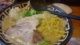 鳥白湯味噌