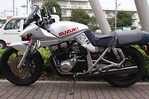 GSX1100S(最終型)