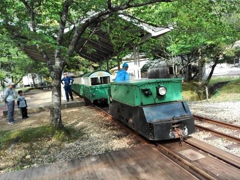 7 機関車を先頭へ連結