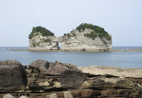 2 白浜・円月島