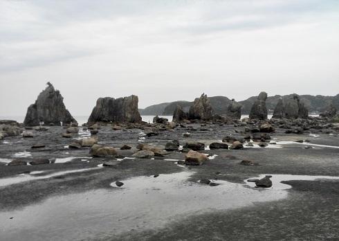 23 橋杭岩
