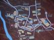 3 黄金博物館の地図